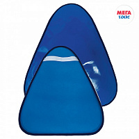 Ice boats 42 * 48cm blue color (25pcs)