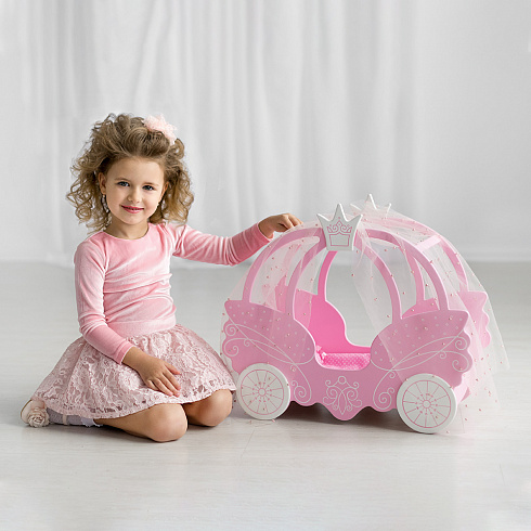 Bed carriage (pink)