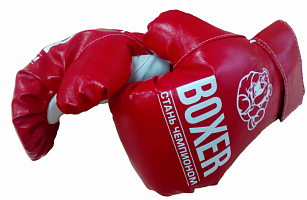 Children's game boxing gloves (12 pieces)